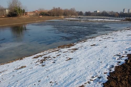05 - Burgess Park Lake (11/02/2012)