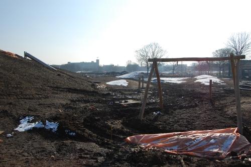 12 - Burgess Park Play Ground (11/02/2012)