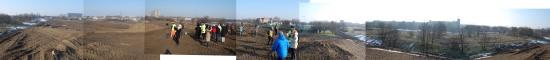13 - Burgess Park Panoramic (11/02/2012)